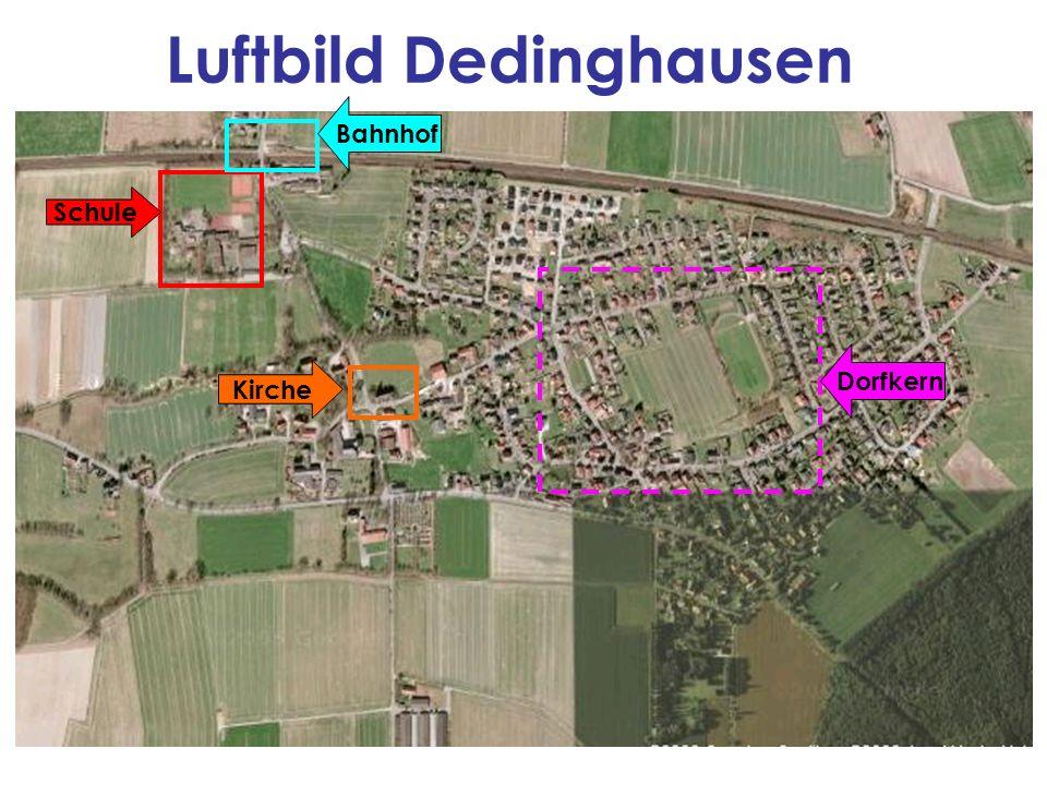 Luftbild Dedinghausen