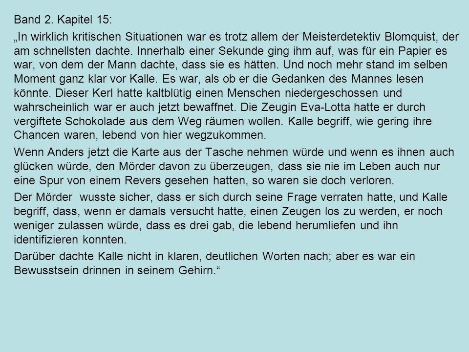 Band 2. Kapitel 15: