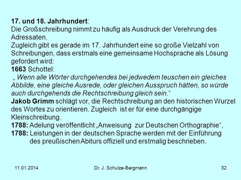 """1788: Adelung veröffentlicht """"Anweisung zur Deutschen Orthographie ,"""
