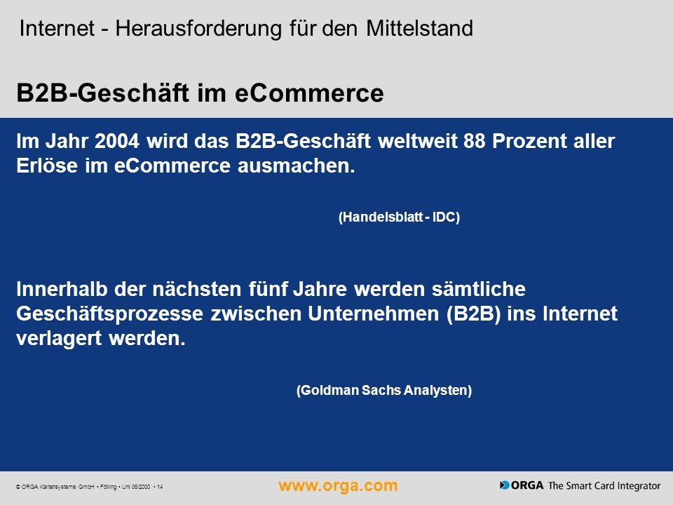B2B-Geschäft im eCommerce