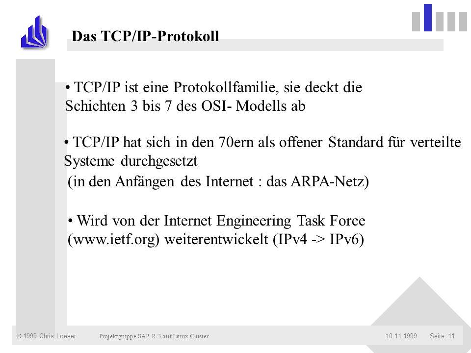 (in den Anfängen des Internet : das ARPA-Netz)