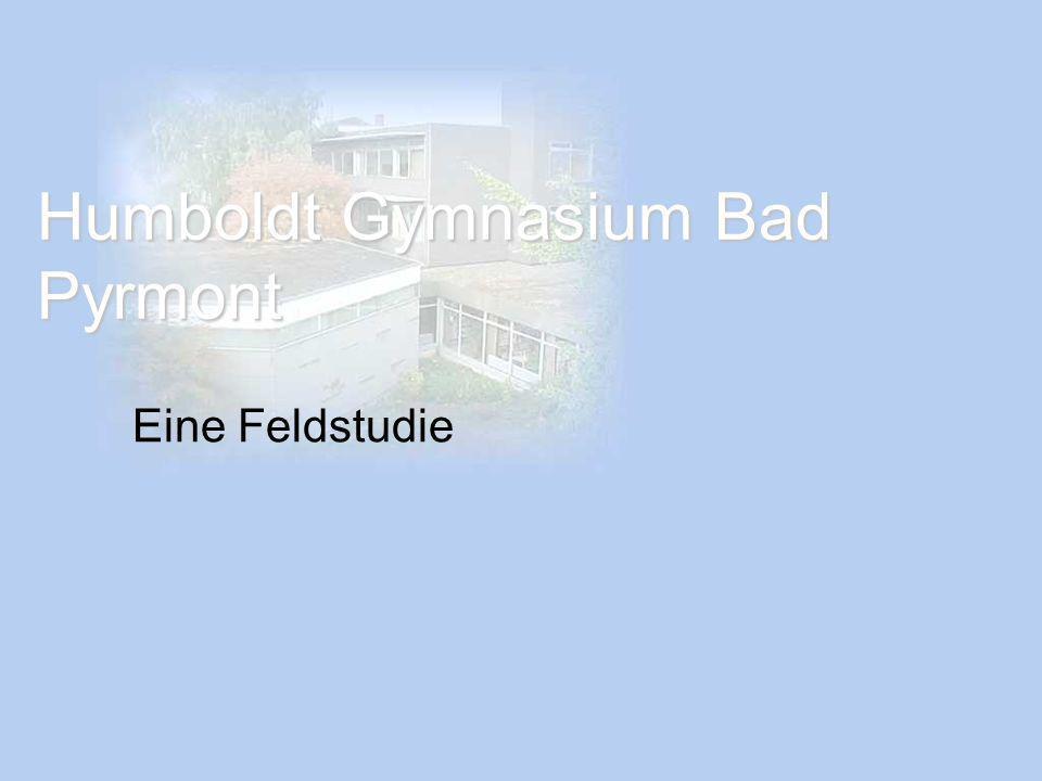 Humboldt Gymnasium Bad Pyrmont