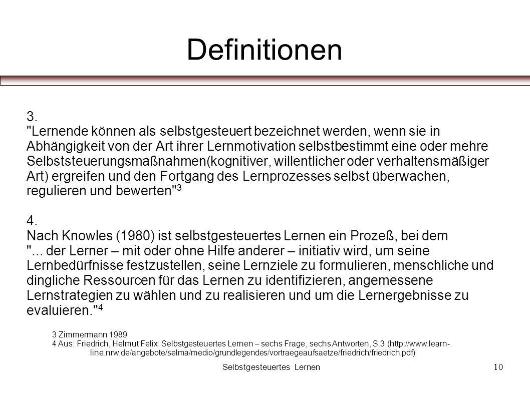 Definitionen 3.