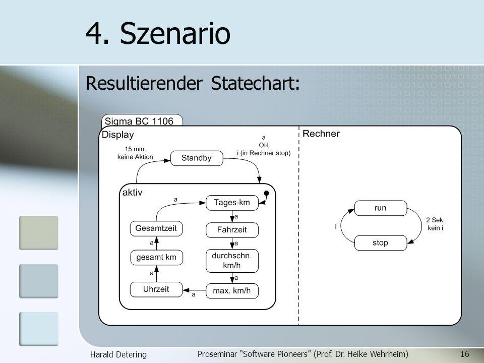 Proseminar Software Pioneers (Prof. Dr. Heike Wehrheim)