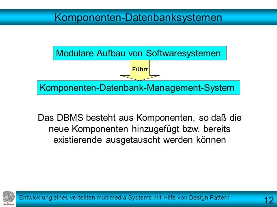 Komponenten-Datenbanksystemen