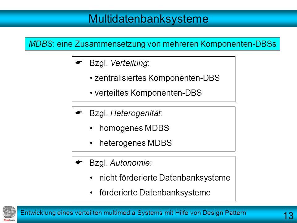 Multidatenbanksysteme