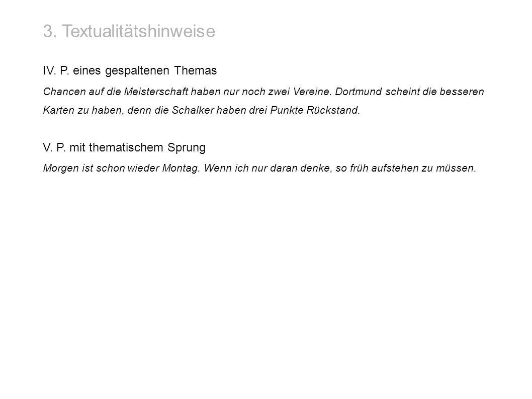 3. Textualitätshinweise