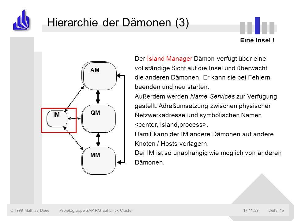 Hierarchie der Dämonen (3)