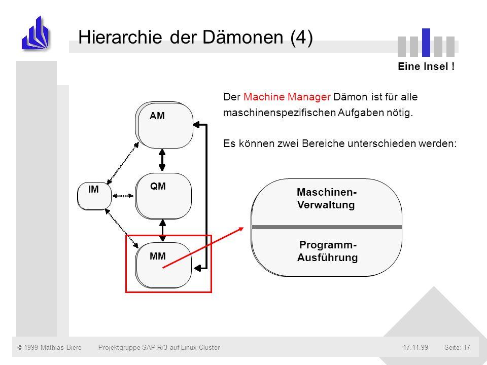 Hierarchie der Dämonen (4)