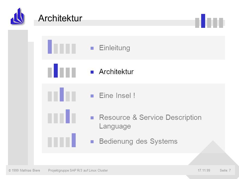 Architektur Einleitung Architektur Eine Insel !