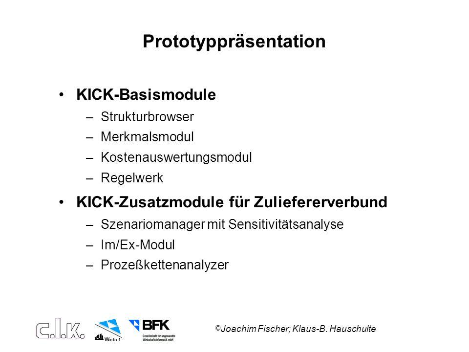 Prototyppräsentation