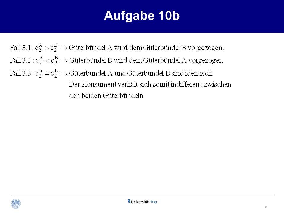 Aufgabe 10b 8