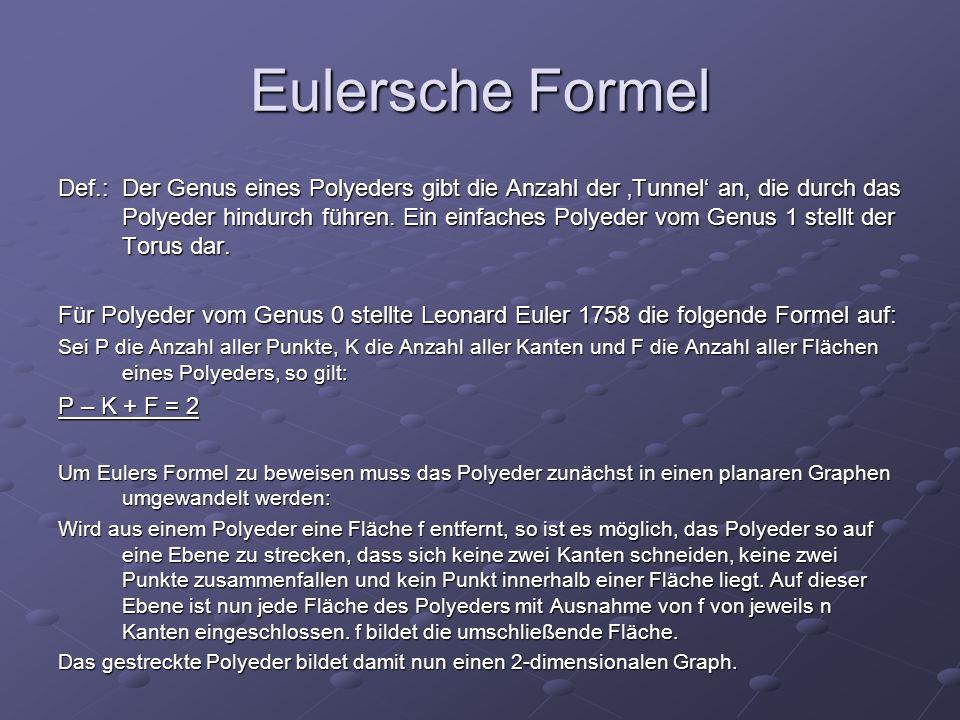 Eulersche Formel