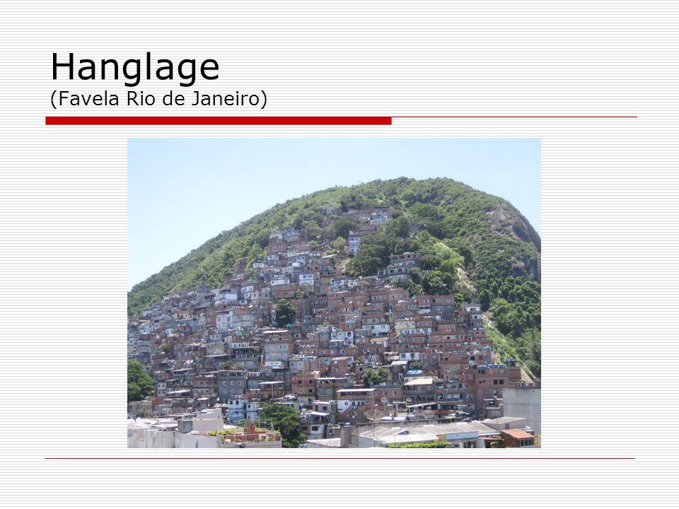 Hanglage (Favela Rio de Janeiro)