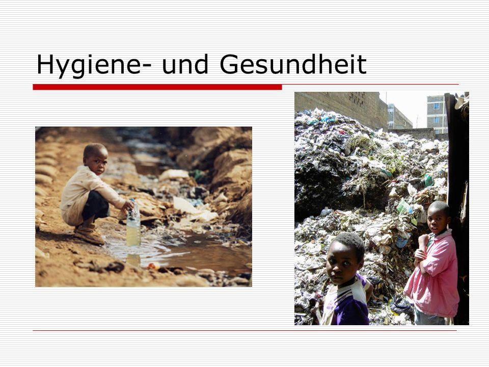 Hygiene- und Gesundheit