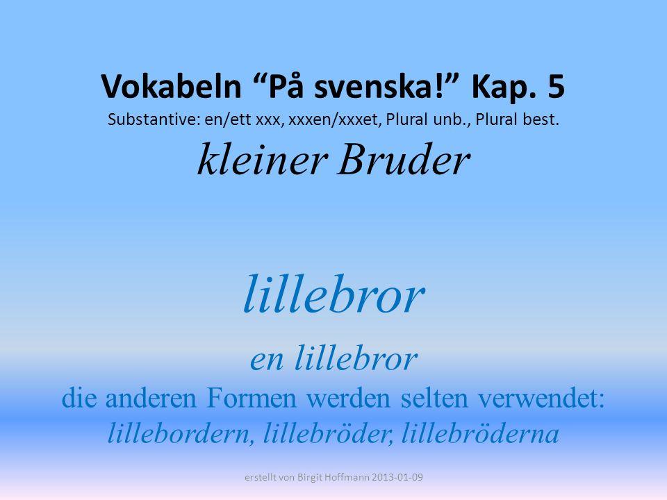 erstellt von Birgit Hoffmann 2013-01-09