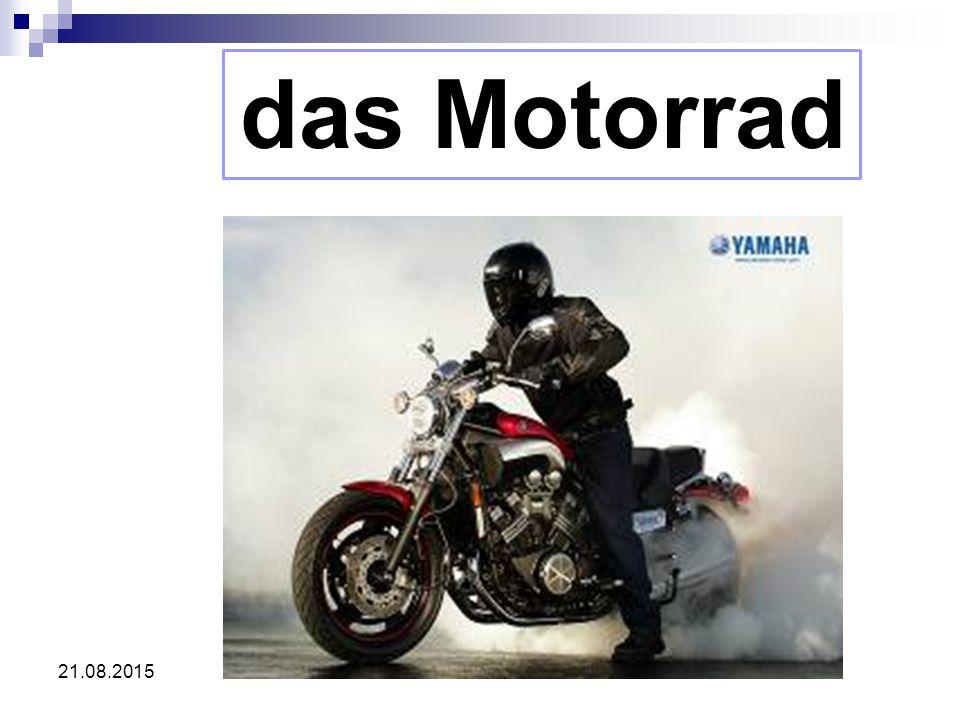das Motorrad 21.04.2017