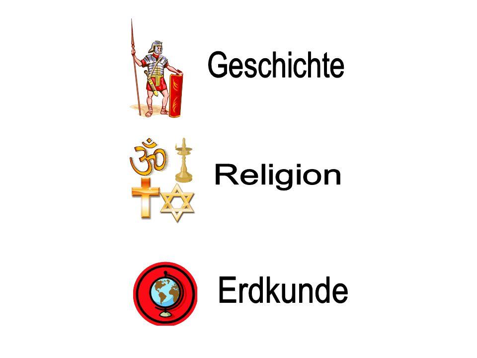 Geschichte Religion Erdkunde