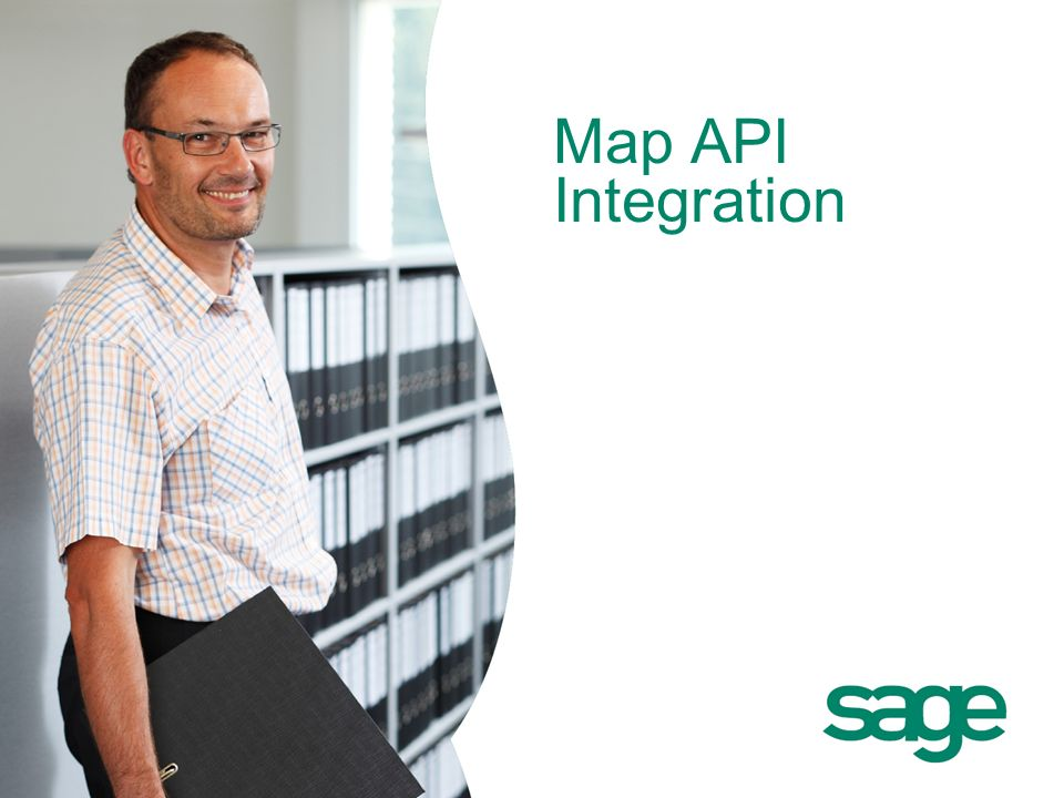 Map API Integration
