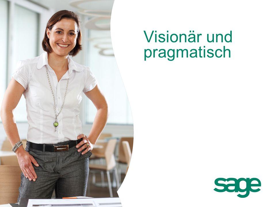 Visionär und pragmatisch