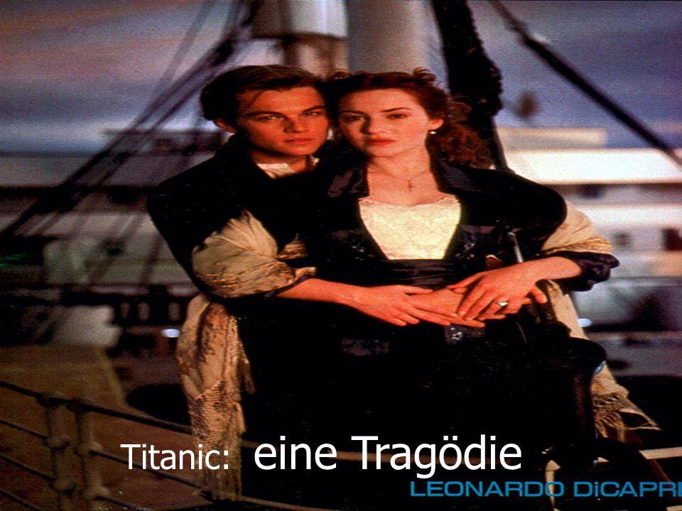 Titanic: eine Tragödie