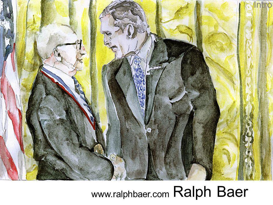 Ralph Baer Intro www.ralphbaer.com