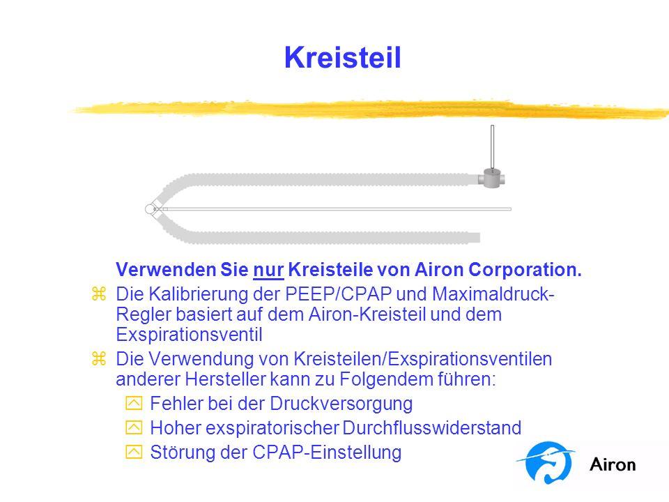 Kreisteil Verwenden Sie nur Kreisteile von Airon Corporation.