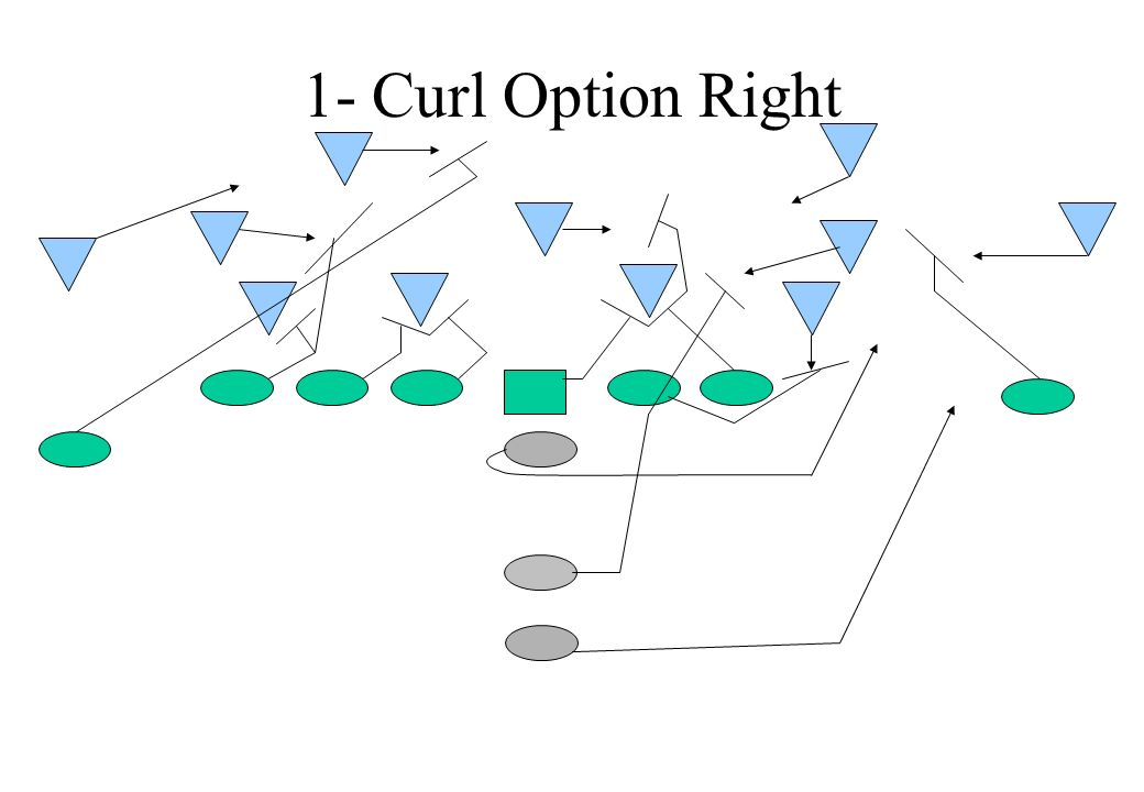 1- Curl Option Right