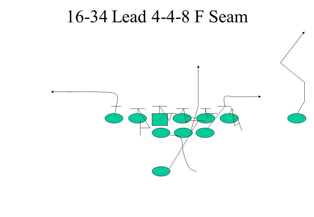 16-34 Lead 4-4-8 F Seam