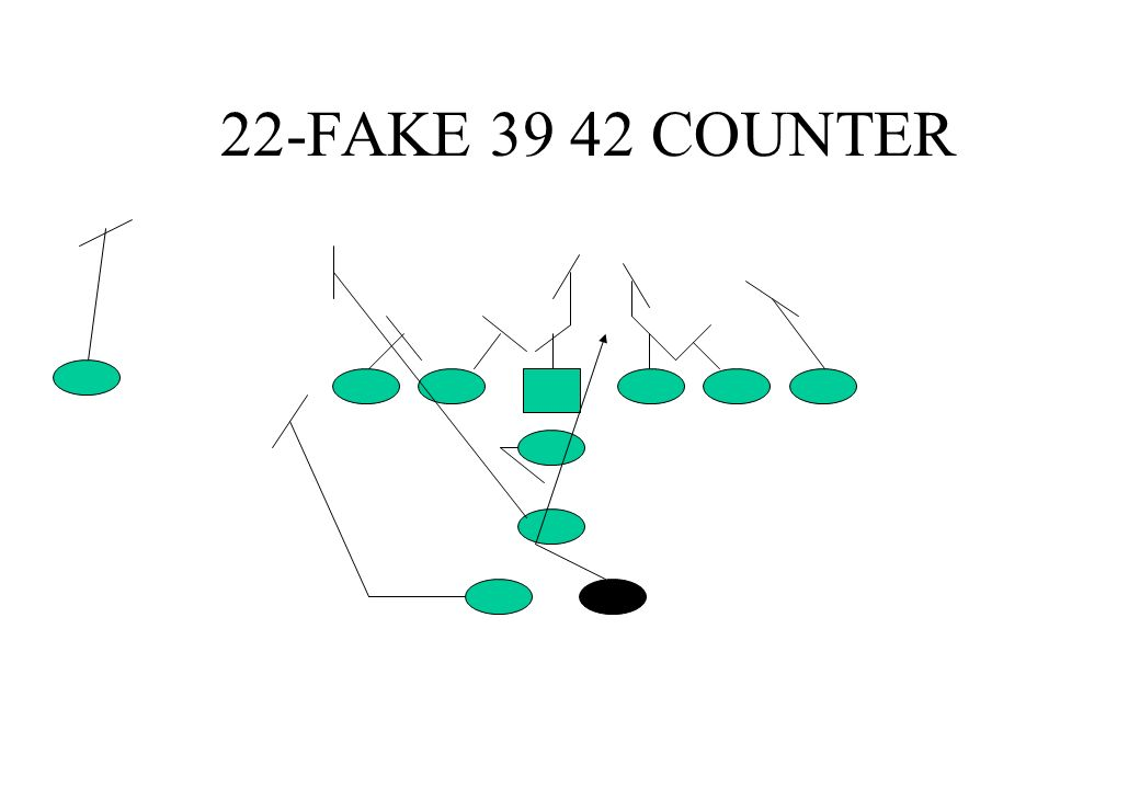 22-FAKE 39 42 COUNTER