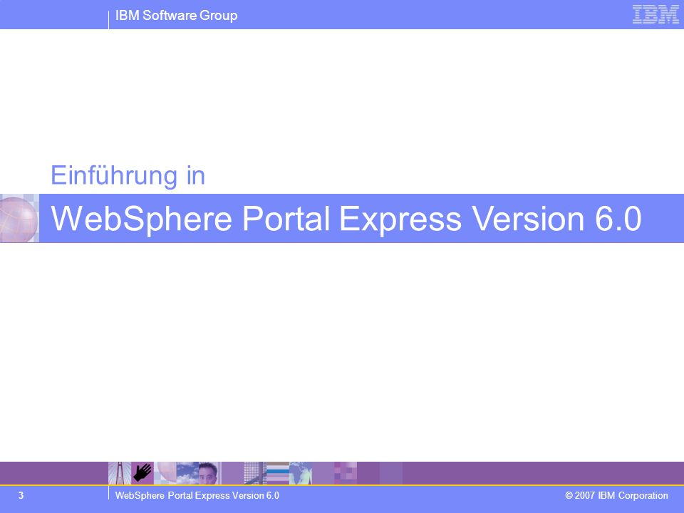 WebSphere Portal Express Version 6.0