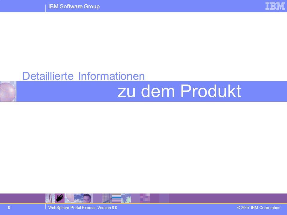 Detaillierte Informationen zu dem Produkt