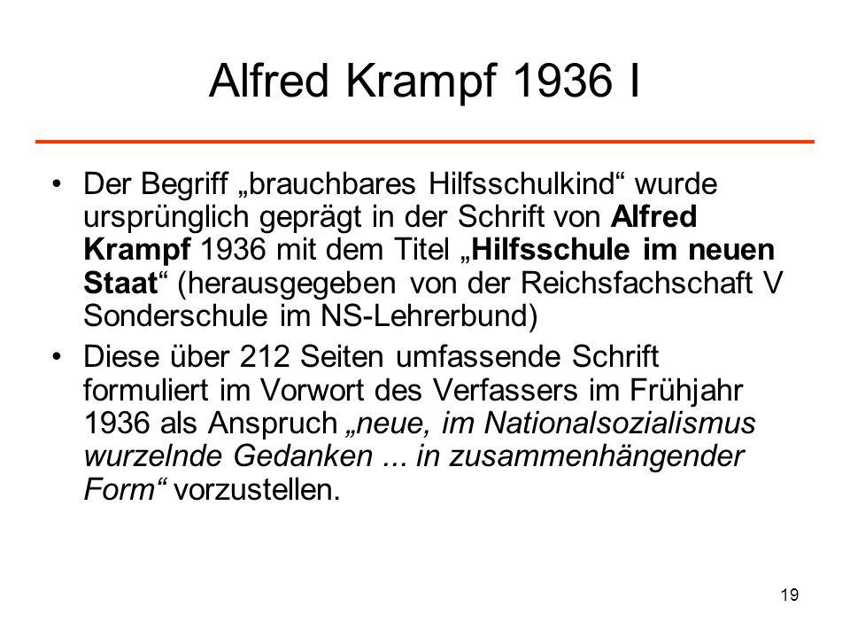 Alfred Krampf 1936 I