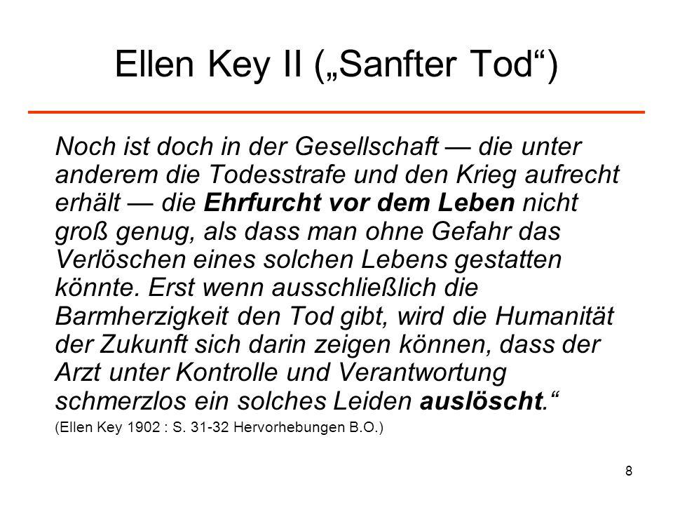 "Ellen Key II (""Sanfter Tod )"