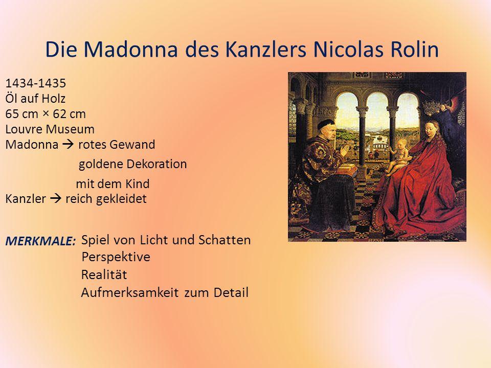 Die Madonna des Kanzlers Nicolas Rolin