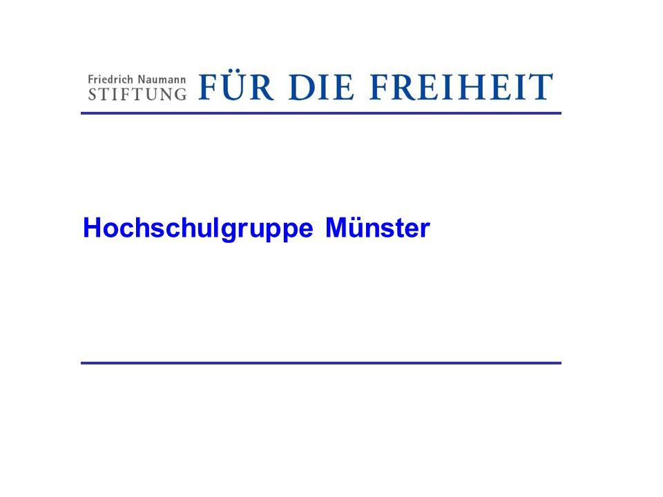 Hochschulgruppe Münster