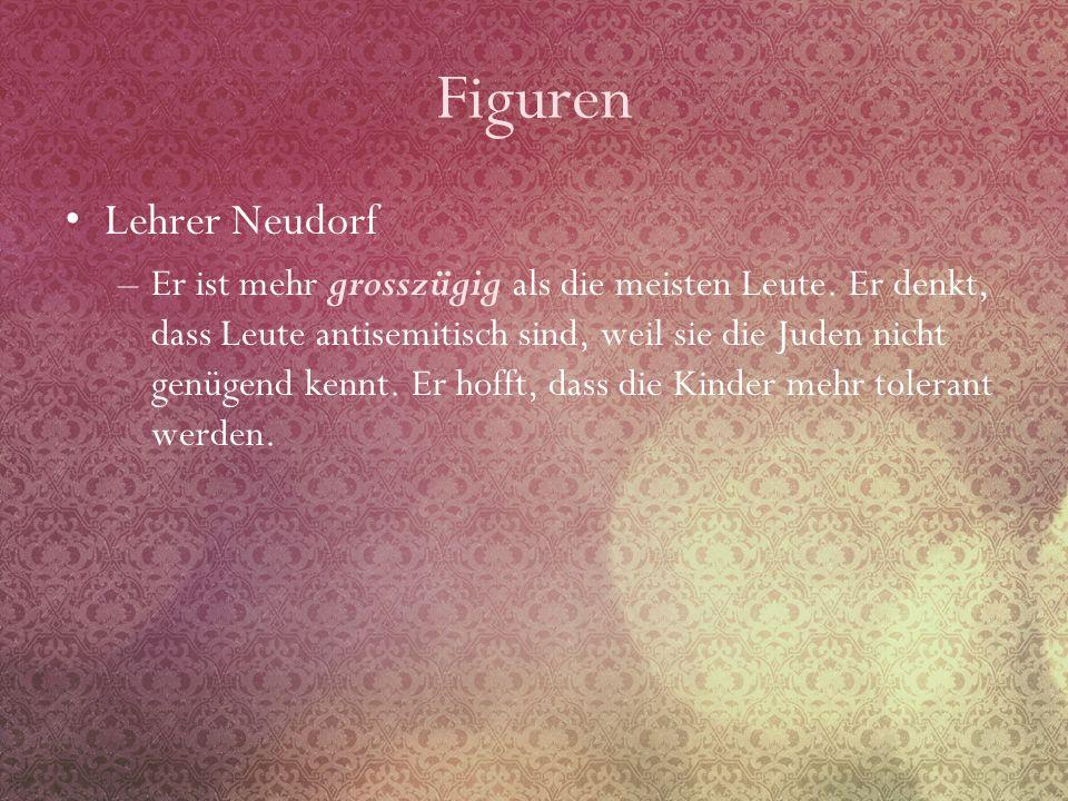 Figuren Lehrer Neudorf