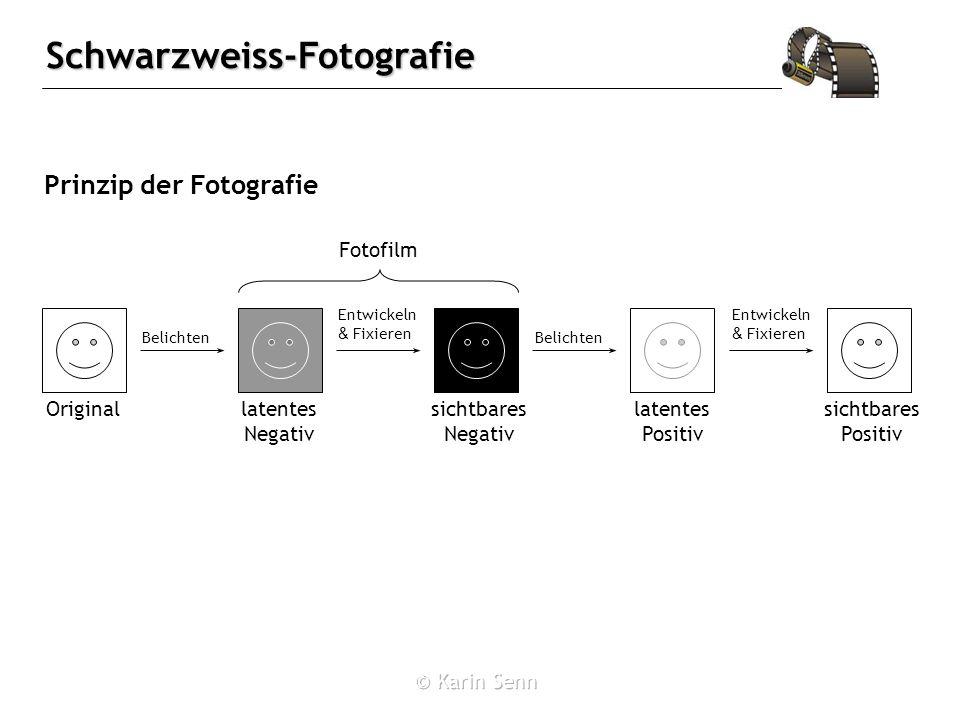 Prinzip der Fotografie