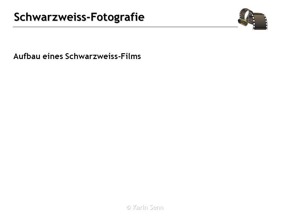 Aufbau eines Schwarzweiss-Films