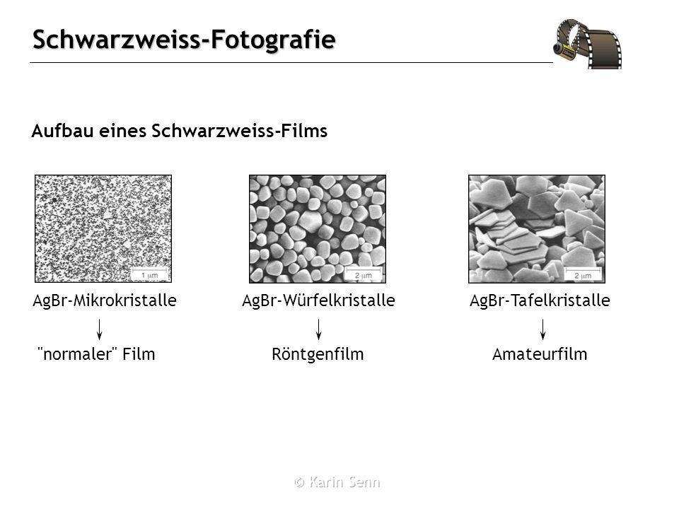 AgBr-Würfelkristalle