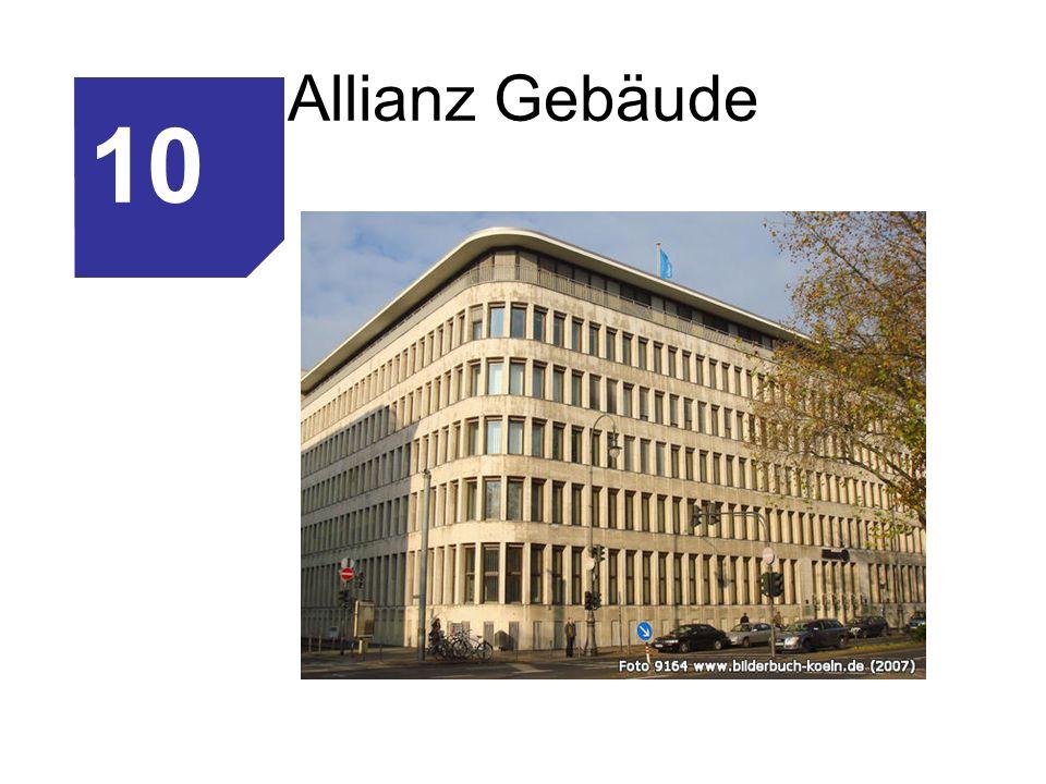 Allianz Gebäude 10