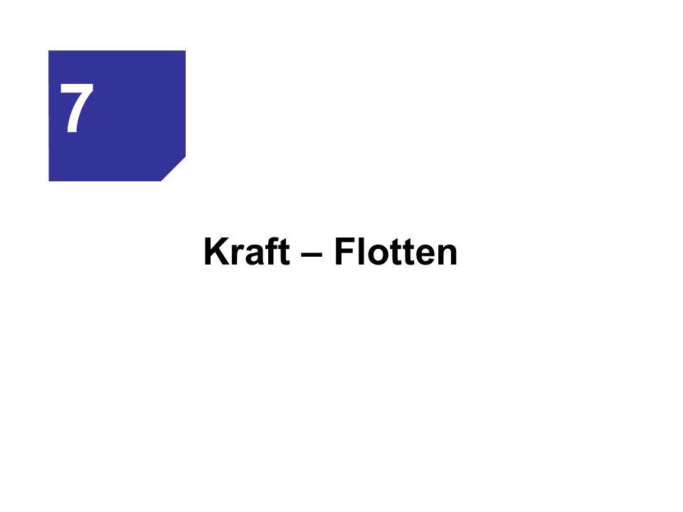 7 Kraft – Flotten