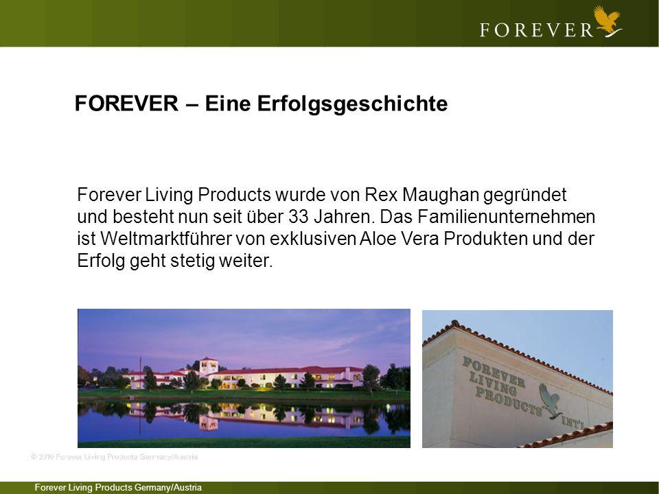 FOREVER – Eine Erfolgsgeschichte
