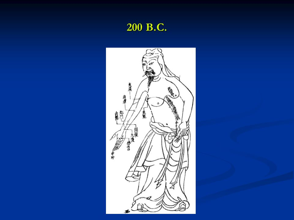 200 B.C.
