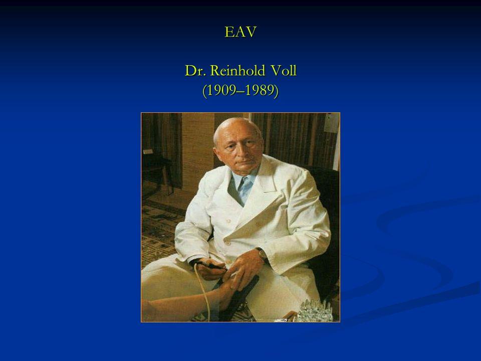 EAV Dr. Reinhold Voll (1909–1989)