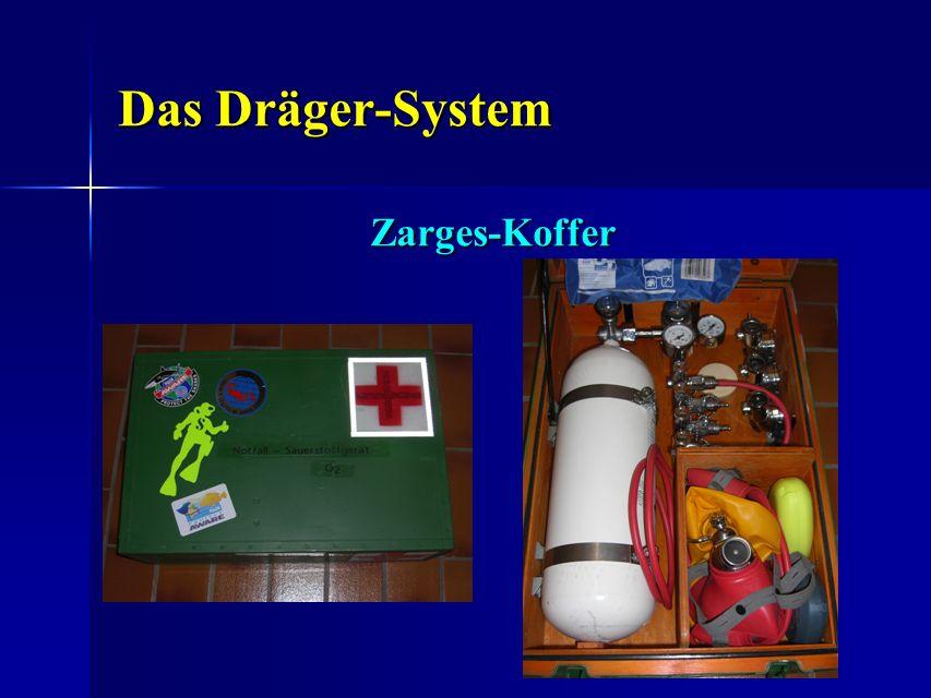 Das Dräger-System Zarges-Koffer