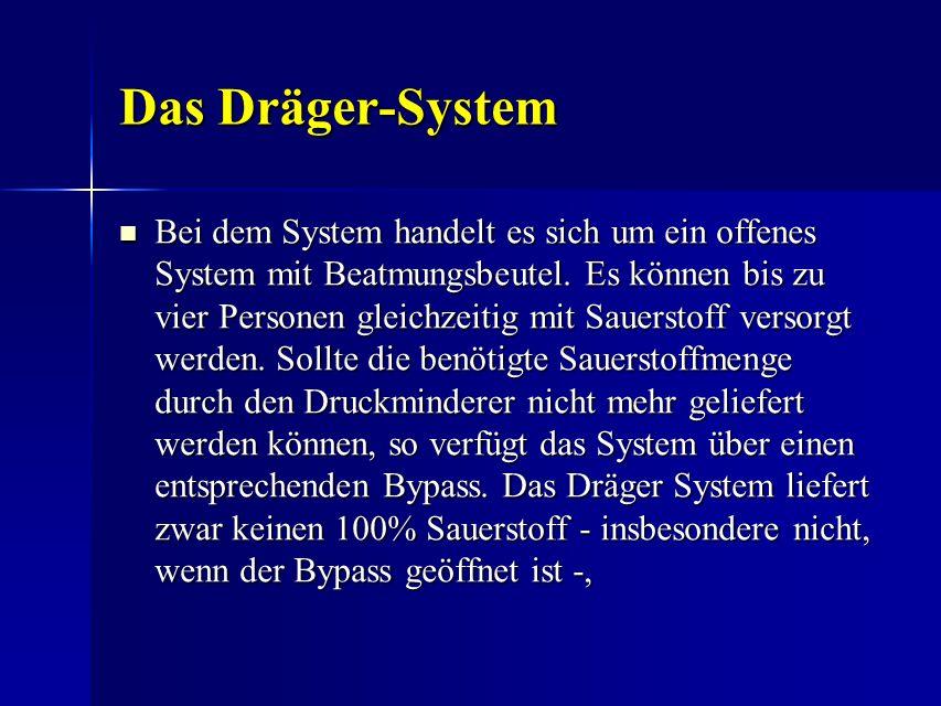 Das Dräger-System