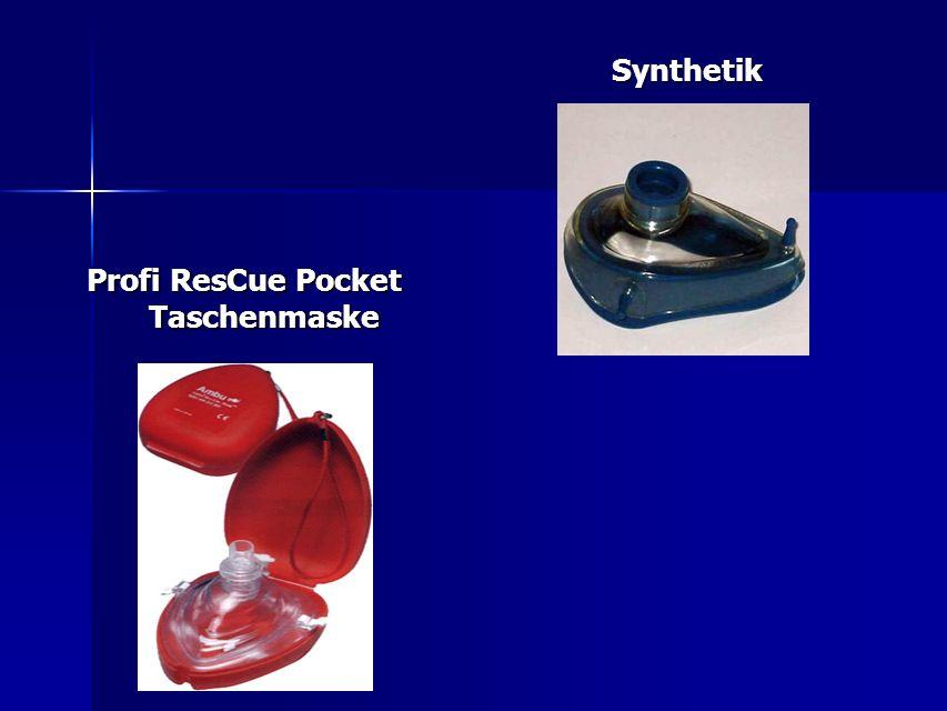 Profi ResCue Pocket Taschenmaske
