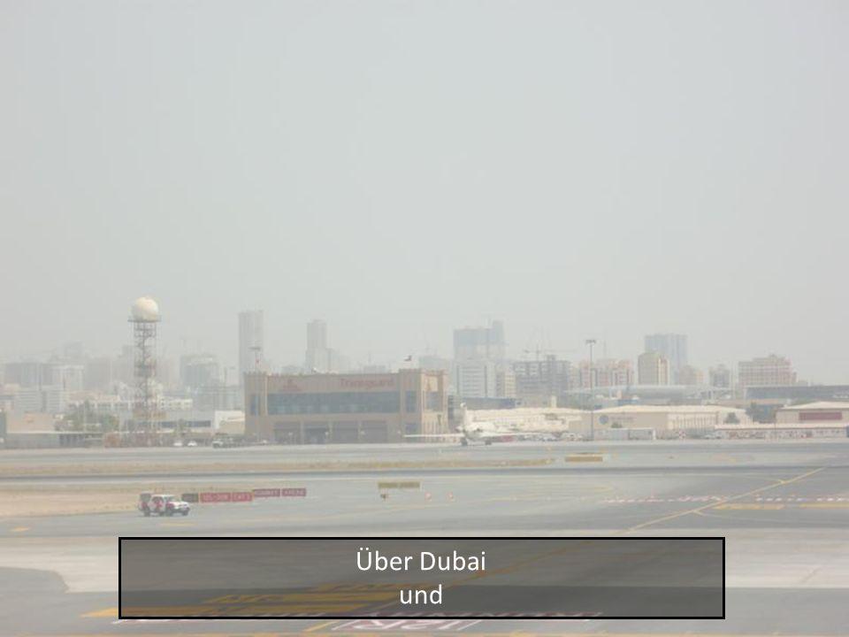 Über Dubai und