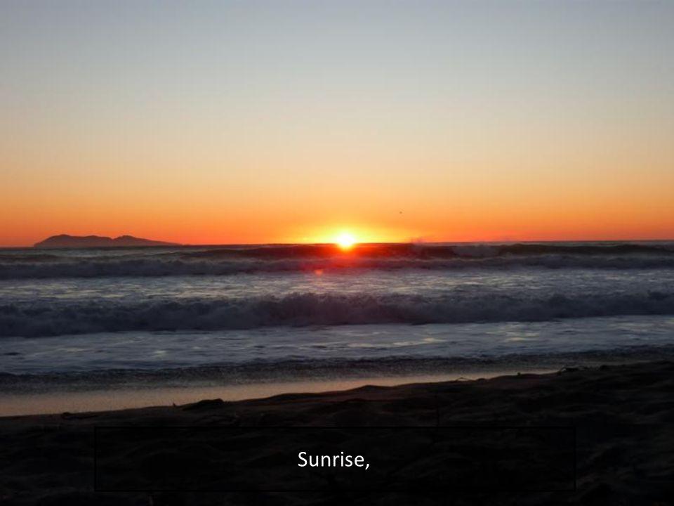 Sunrise,